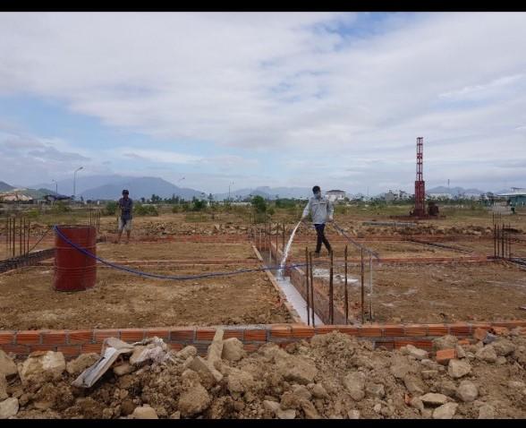 phòng chống mối công trình xây dựng giá rẻ