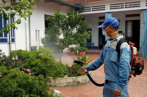 Công ty phun muỗi uy tín tại Hà Nam